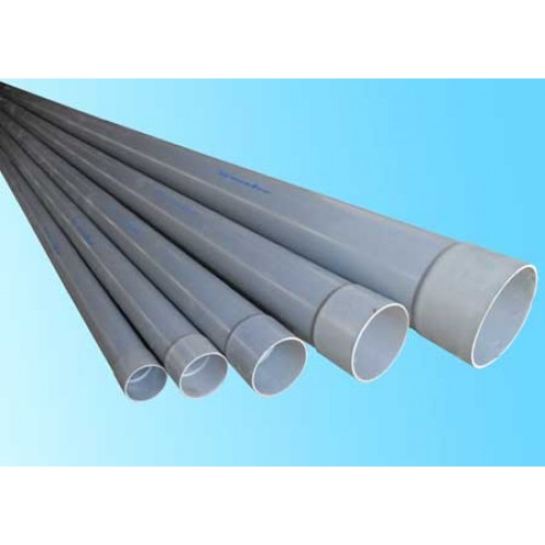 PVC PIPES & FITTINGS